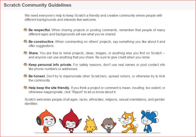 ScratchCommunityGuidelines